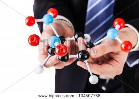 Tnt Molecular Structure