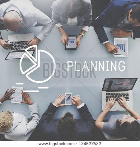 Plan Planning Ideas Mission Objective Process Concept