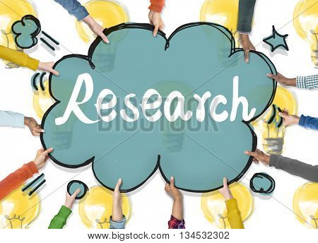 Research Answer Discovery Information Results Concept
