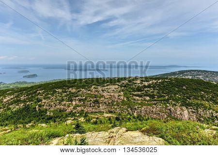 Bill Hill Overlook - Acadia National Park