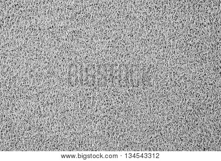 Texture Of Plastic Doormat, Abstract For Background