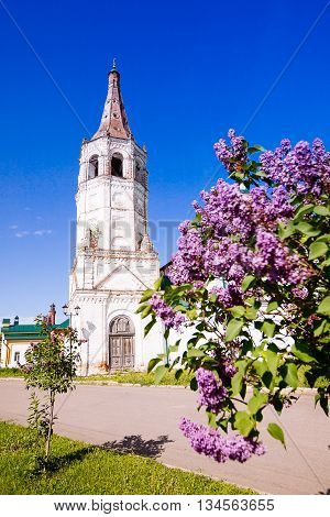 St. Nicholas (svyato-nicholskaya) Church In Suzdal, Golden Ring Of Russia