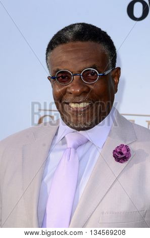 LOS ANGELES - JUN 15:  Keith David at the Greenleaf OWN Series Premiere at the The Lot on June 15, 2016 in West Hollywood, CA