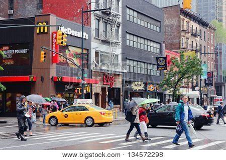 8Th Avenue, New York