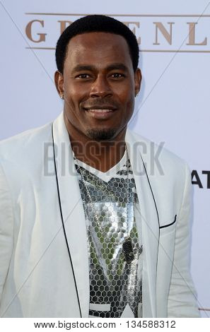 LOS ANGELES - JUN 15:  Lamman Rucker at the Greenleaf OWN Series Premiere at the The Lot on June 15, 2016 in West Hollywood, CA
