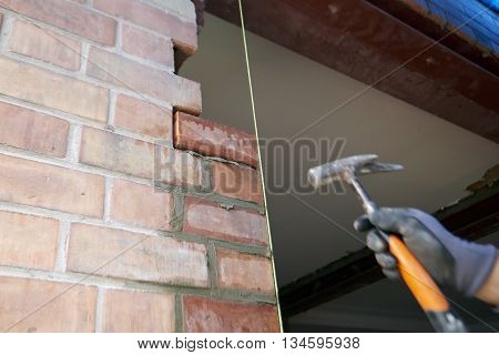 Construction Industry, Bricklayer