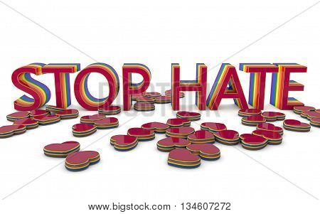 Stop Hate Crimes Love Wins Gay Rights
