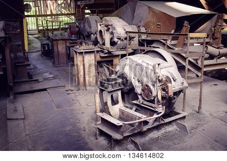 Old Reduction Drives