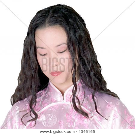 Asian_Young Woman