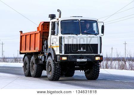 Maz 6517