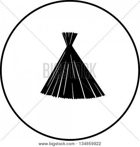 straw symbol