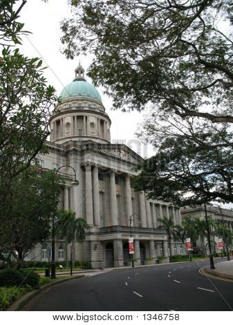 Supreme Court in Singapur