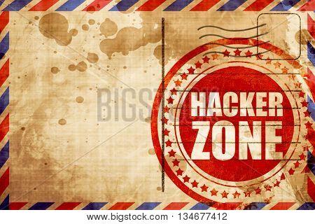 hacker zone