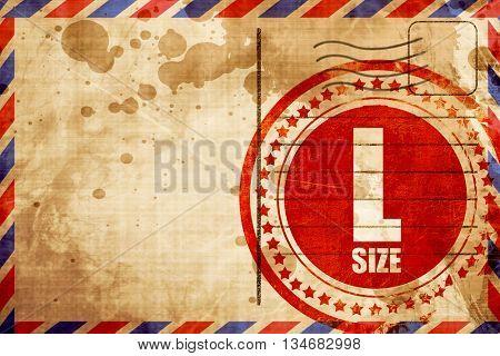 l size