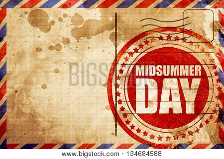 midsummer day