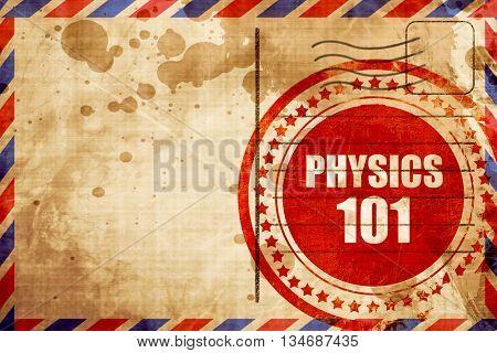 physics 101