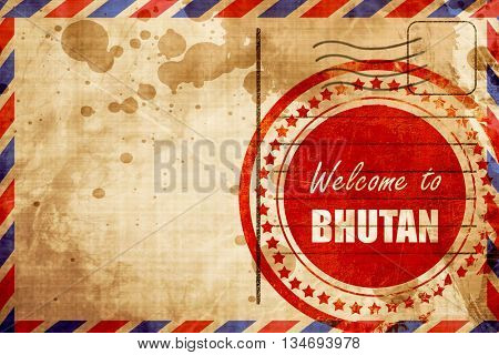 Welcome to bhutan