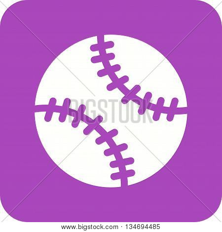 Ball, soft, dog icon vector image. Can also be used for pet sh. Suitable for mobile apps, web apps and print media.