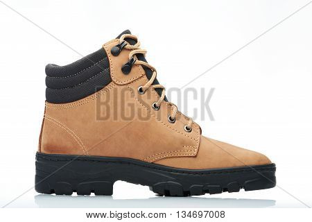 Combat Side View Boot