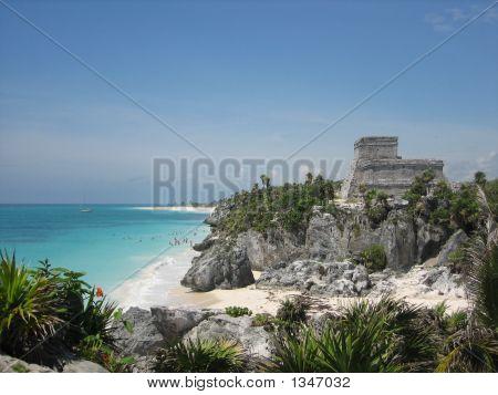 Tulum Mayan Ruins, Mexico