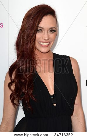 LOS ANGELES - JUN 16:  Jessica Sutta at the Babes for Boobs Live Bachelor Auction at the El Rey Theater on June 16, 2016 in Los Angeles, CA