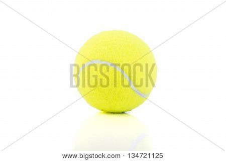 Green Paddle Ball