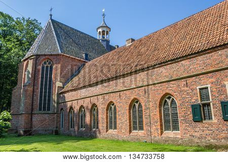 Historical Monastery In Ter Apel