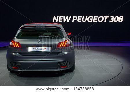 Peugeot 308R
