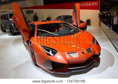 Hamann Nervudo Lamborghini
