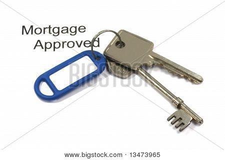 Mortgages House Keys