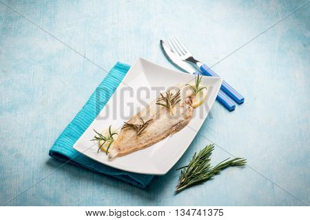 meuniere sole fish
