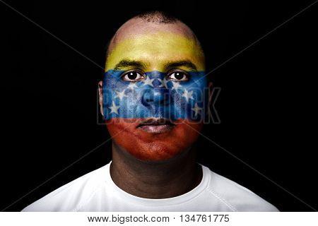Man Venezuela Uruguay Flag