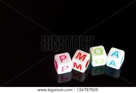 Cubic Alphabets Pmqa