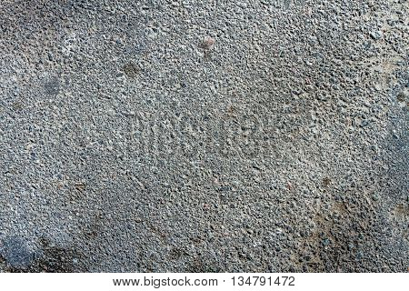 Asphalt surface texture of a street viewed from top