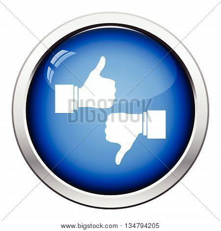 Like And Dislike Icon