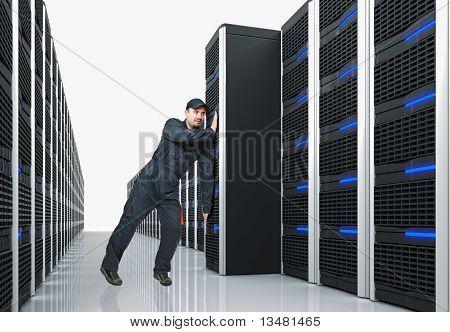 Man Move Server