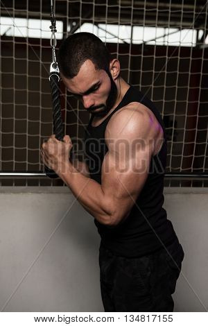 Triceps Pulldown Workout