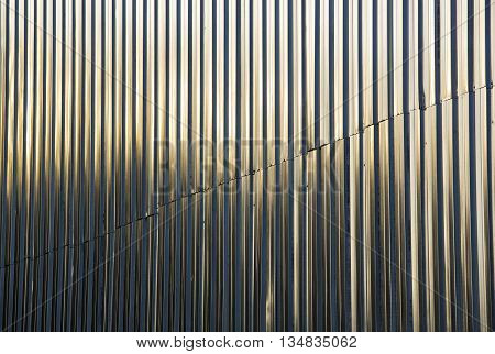 background made of porous stainless steel Pattern, Center,