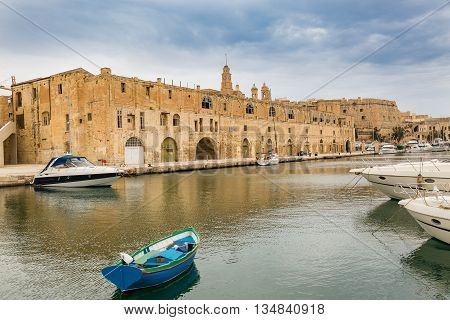 St Michael Bastion And Vittoriosa Yacht Marina