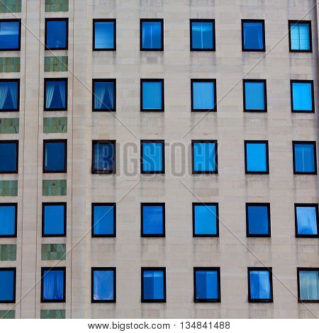 Windows In The City Of London Home And Office   Skyscraper  Building