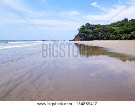 Playa Samara in Costa Rica on the Pacific coast