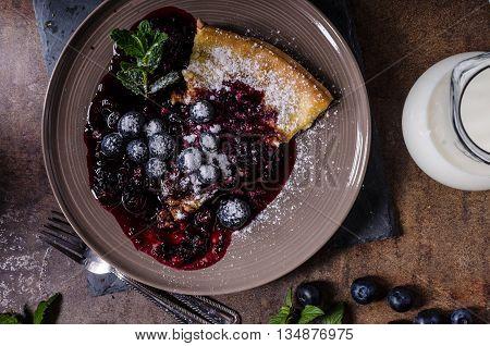 Dutch Style Pancake