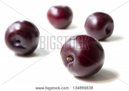 Some Fruit Of Plum