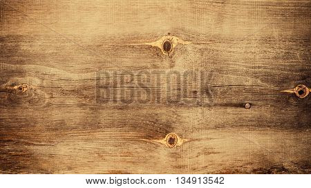 An old wood board use for background ,