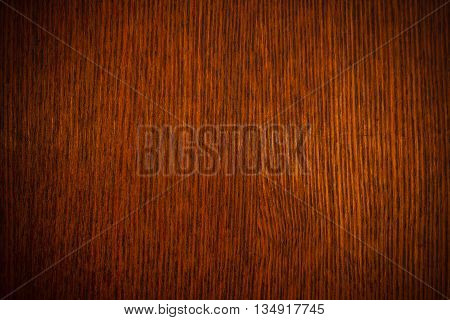 Smooth varnished wooden board use for background