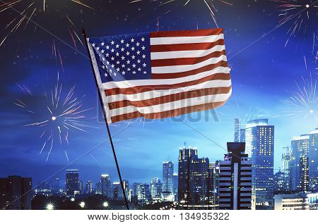 Independence Day Concept