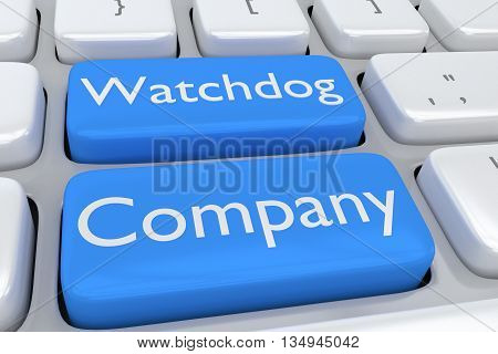 Watchdog Company Software Concept