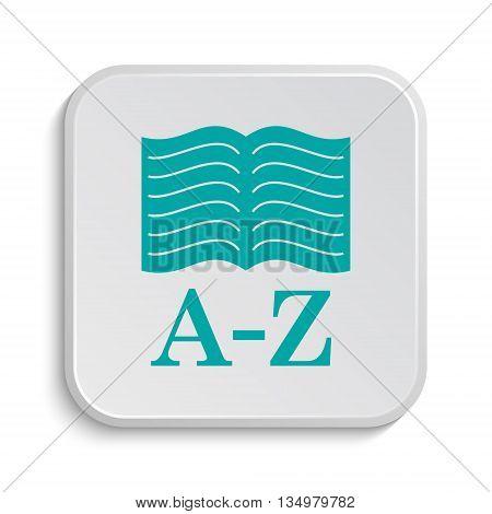 A-z Book Icon