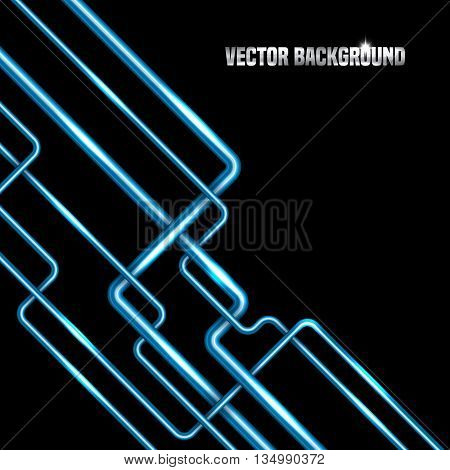 Abstract Background With Tubes