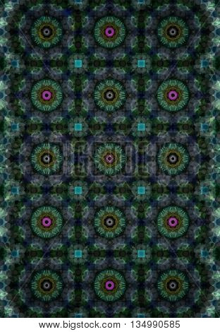 Graphic Resources Repeatable Master Tile Mosaic Tapestry